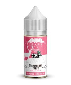 Anml Alchemy Vape Juice Strawberry Flavour