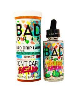 bad drip, dont care bear
