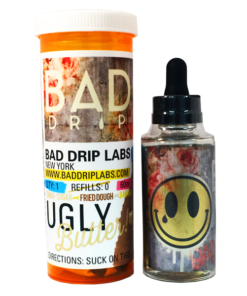 bad drip, ugly butter