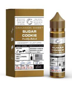 glas basix, sugar cookie vape juice