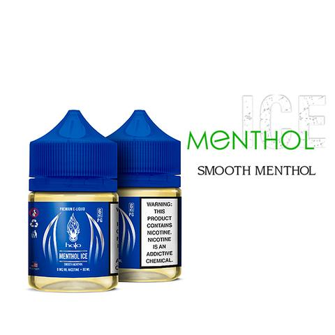 Menthol Ice E-juice by Halo