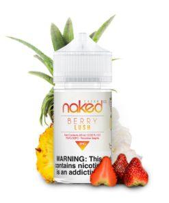 naked 100 cream, berry lush vape juice