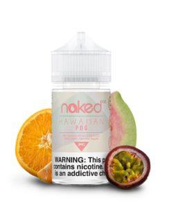 naked 100 fruit, hawaiian pog vape juice