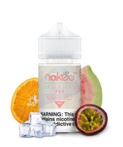 naked 100 ice, hawaiian pog vape juice