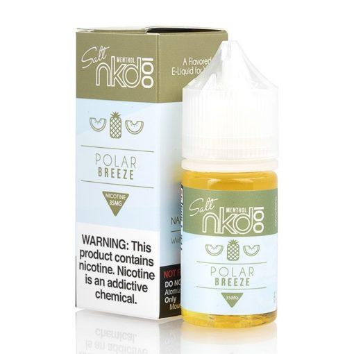 naked 100 salts, polar breeze vape juice