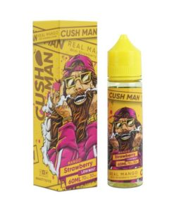 Cush Man Vape Juice Bottle by Nasty Juice