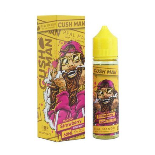 Cush Man Vape Juice Bottle by Nasty Juice