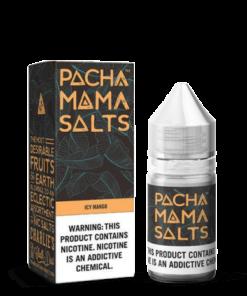 pachamama salt, mango