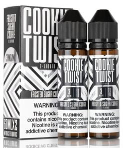 twist, cookie twist, sugar cookie vape juice