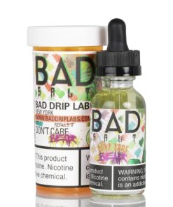 bad drip, salt, dont care bear vape juice