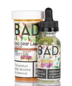 bad drip, salt, dont care bear vape juice