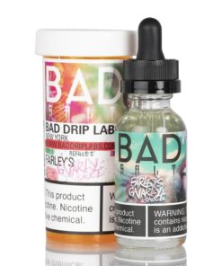bad drip, salt, farleys gnarly sauce vape juice
