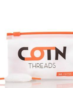 cotton, threads