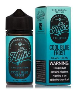 propaganda hype collection, propaganda, cool blue frost